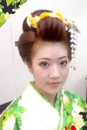 あんみつ姫スタイル